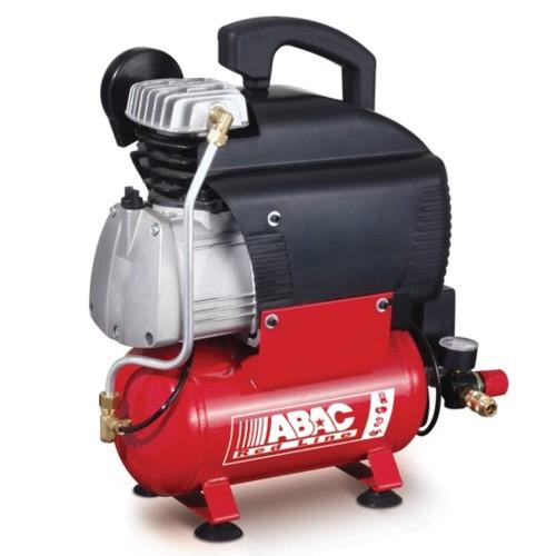 tragbarer kompressor druckluftkompressor fc red 6 liter tank 8 bar b ware ebay. Black Bedroom Furniture Sets. Home Design Ideas